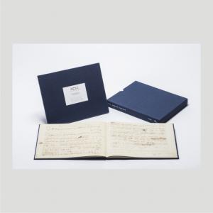 Fryderyk Chopin Études Op. 10 Facsimile Manuscript