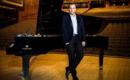 One-Handed Virtuoso Pianist Nicholas McCarthy Compositions Arrangements