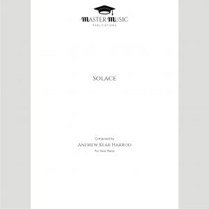 Solace for Solo Piano by Andrew Kear Harrod