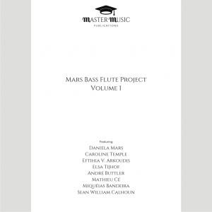 Mars Bass Flute Project - Volume 1