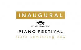 Inaugural Master Music Piano Festival Watford Hertfordshire England UK Britain London
