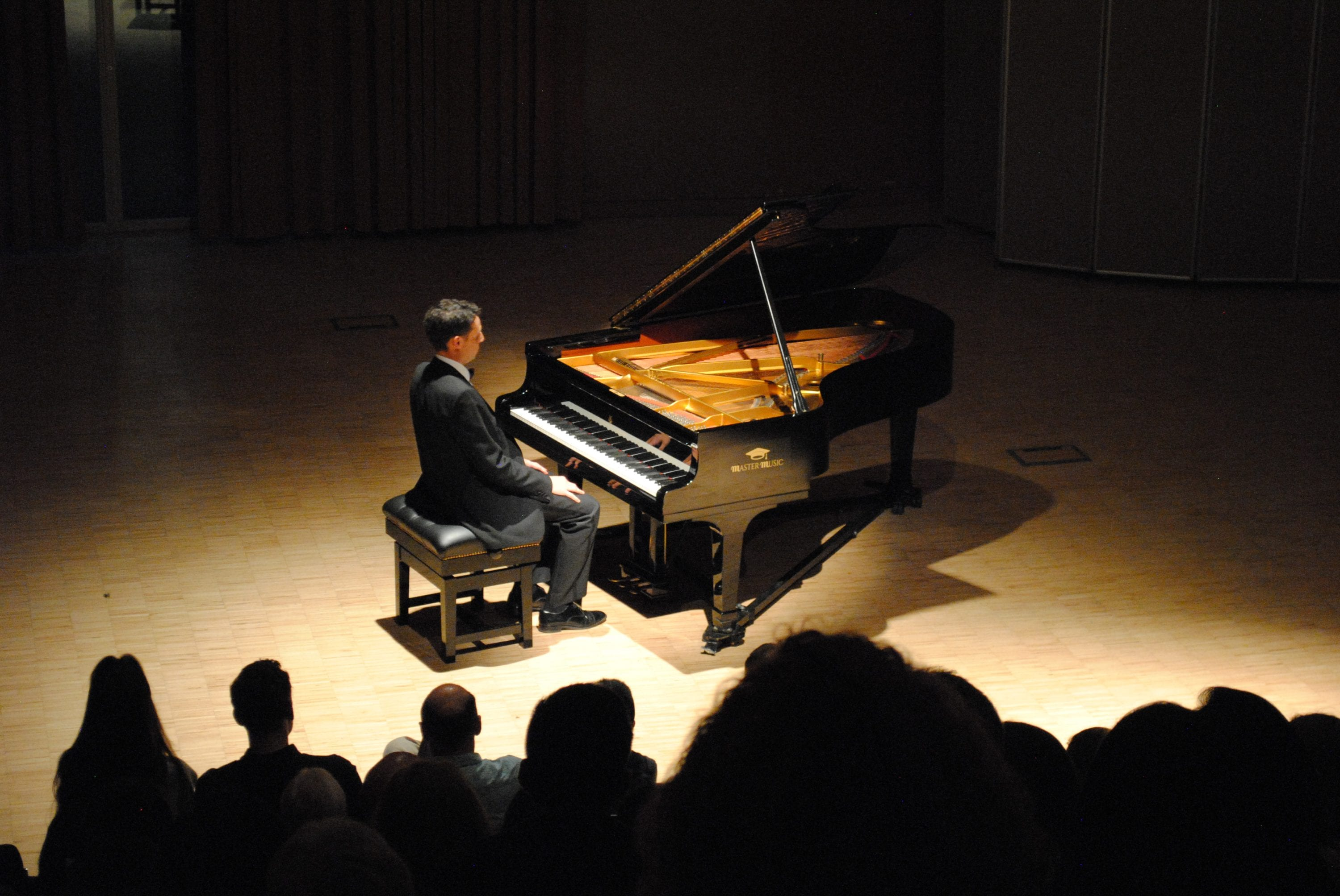 Michael Harvey Piano Recital June 15th 2019